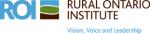 Rural Ontario Institute